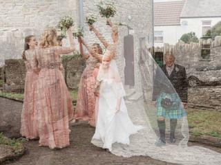 Rosedew Farm Wedding, Cardiff