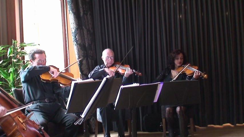 Ashokan Farewell - Jay Ungar - Cleveden String Quartet