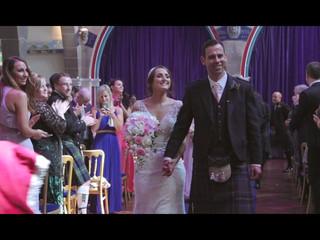 Thomas & Rachael's Oran Mor Wedding