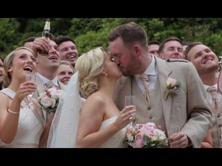 Lyndsay and David's Moorpark House Hotel Wedding