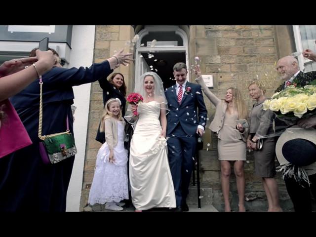 John and Kate's wedding in Edinburgh, City of Edinburgh 1